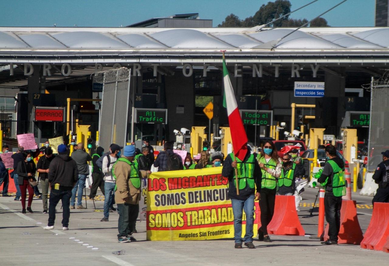 Enfrenta Tijuana una crisis migratoria que se agudiza