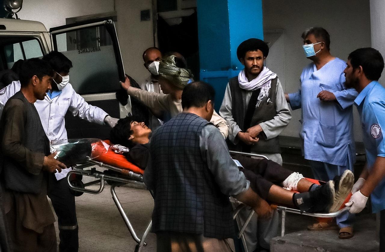Atentado en Kabul deja 30 muertos