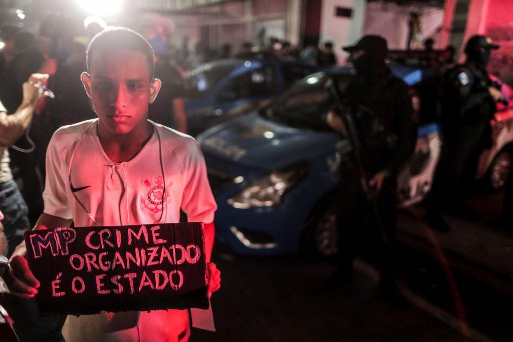 Operación en Río deja 28 muertos
