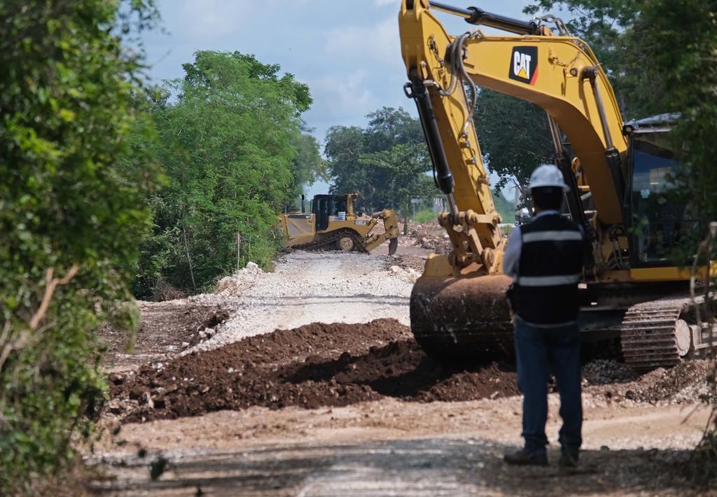 Tren Maya y obras costarán 348.52 mmdp