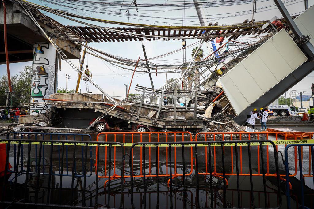 STC asegura que Línea 12 del Metro fue reparada tras sismo