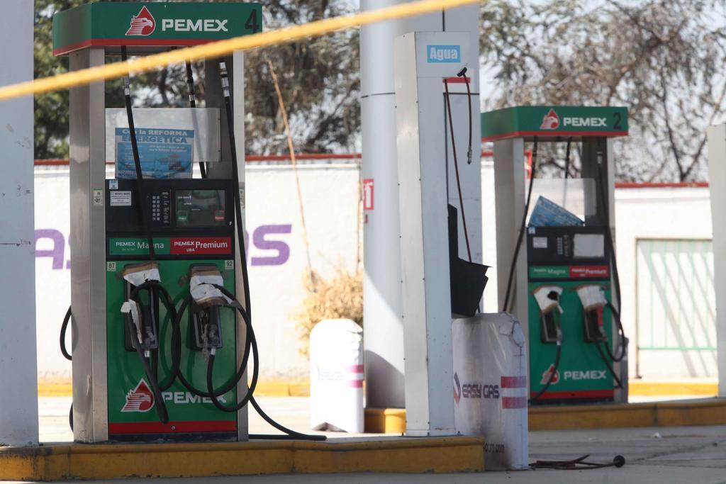 Gasolineras en México, negocio de empresas vinculadas a cárteles