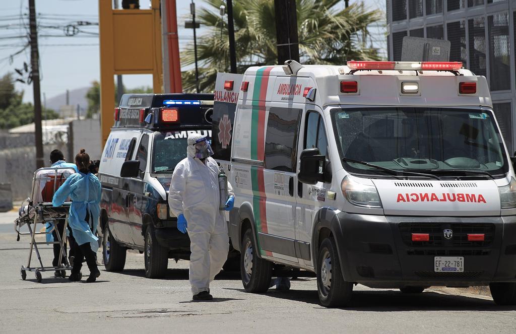 México acumula 218 mil 985 muertes por COVID-19