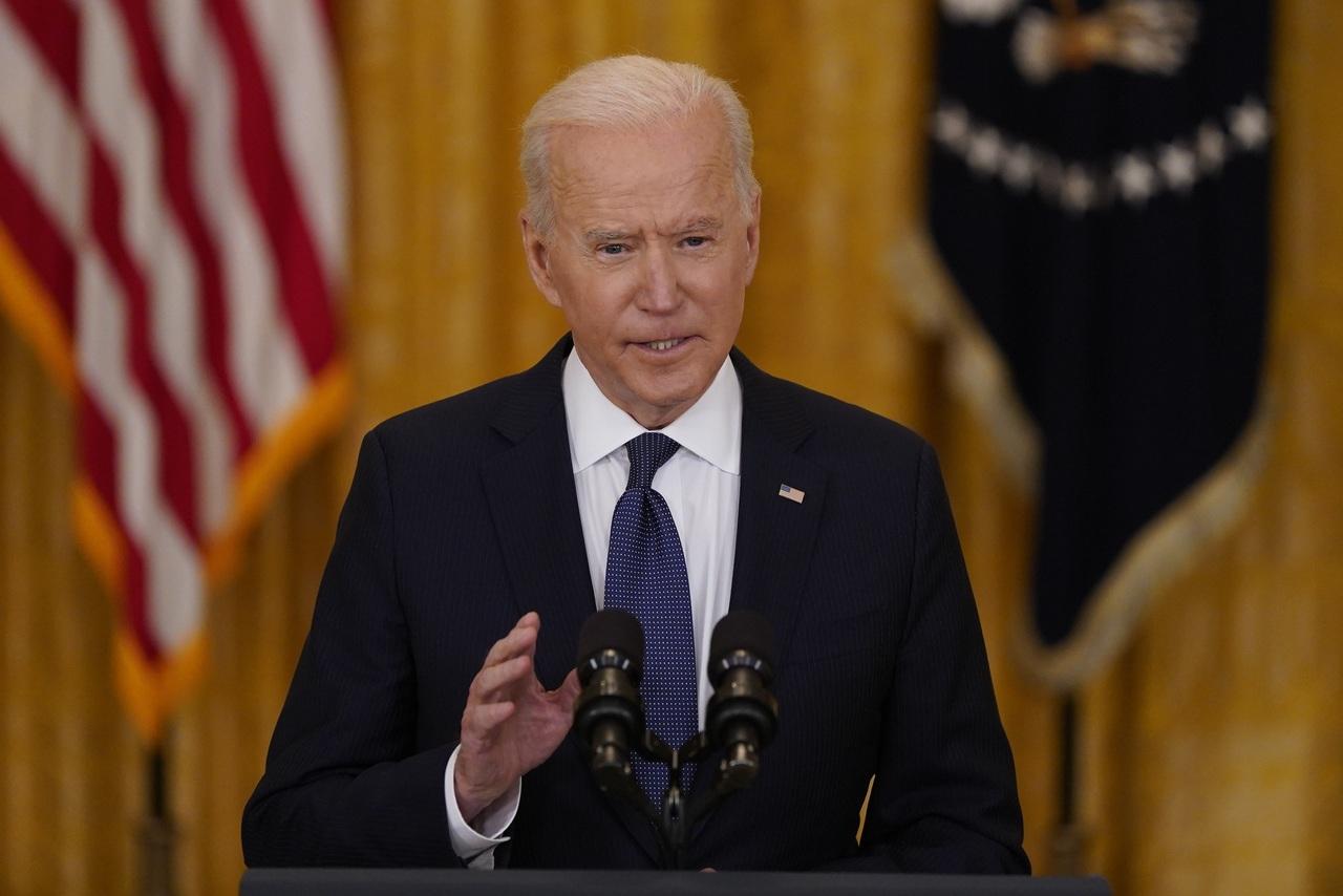 Joe Biden entrega 350 mil millones de dólares para estados y Gobiernos locales