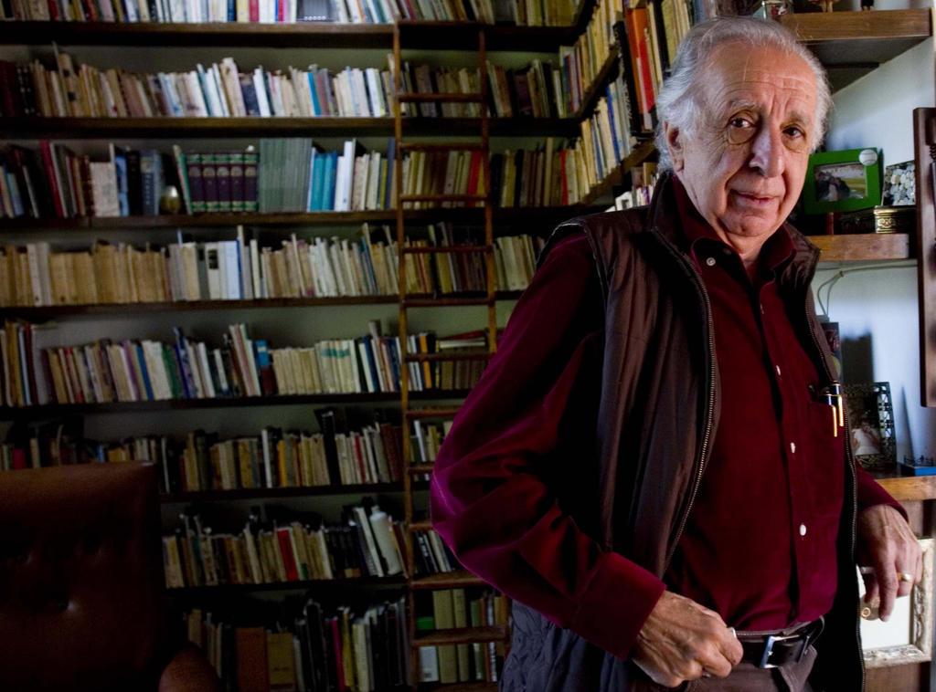 1933: Nace Vicente Leñero, genio de las letras mexicanas