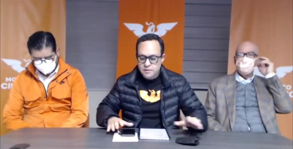Responsabiliza MC a AMLO, Pavlovich y a alcalde por asesinato de Abel Murrieta