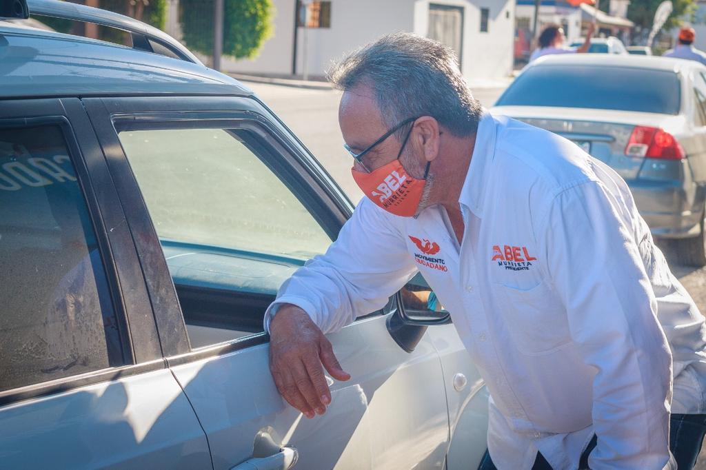 Velan al candidato asesinado Abel Murrieta en Sonora