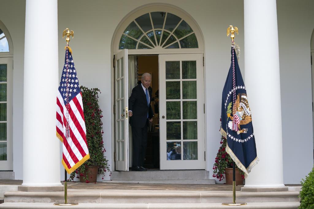 Joe Biden se reúne con 'dreamers' en la Casa Blanca