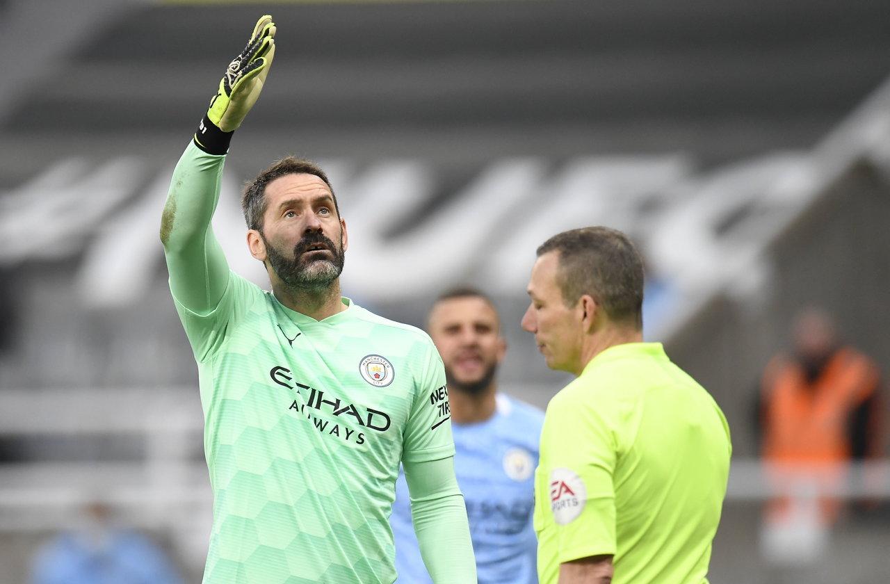 ¿Quién es Scott Carson, portero de 35 años que debutó en Manchester City?