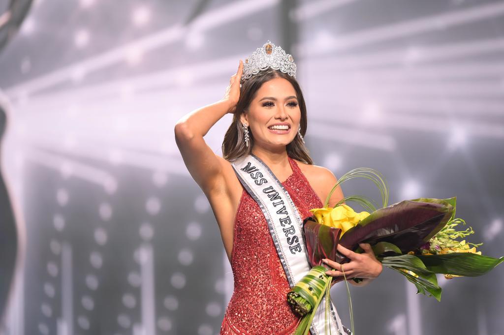 ¿Quién es Andrea Meza? La mexicana coronada en Miss Universo