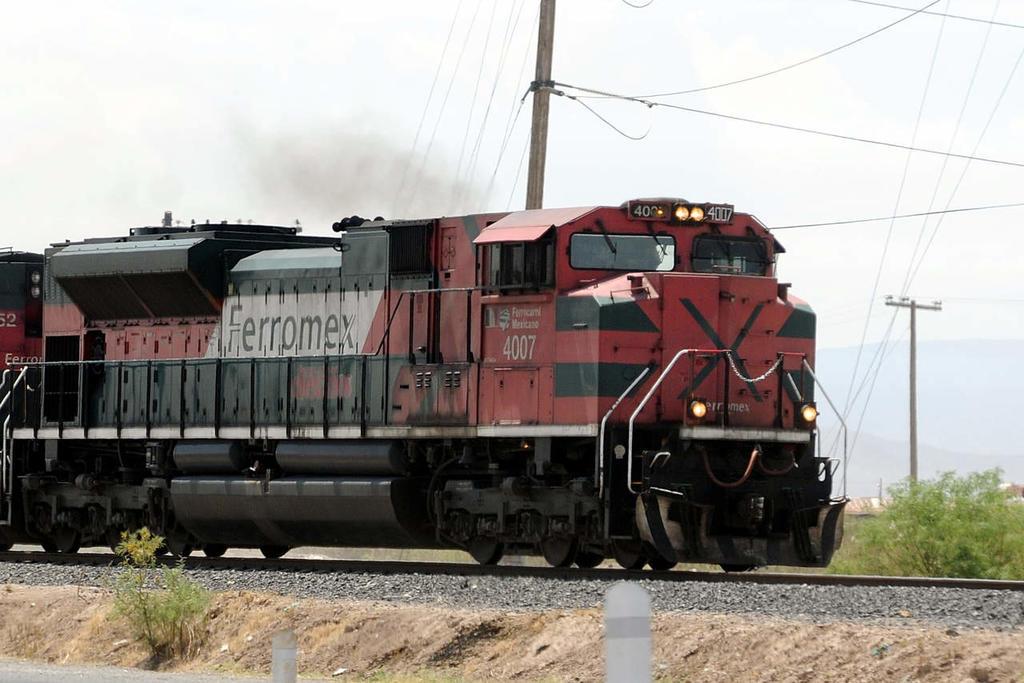 Coloca Ferromex deuda de 252 mdd en la Bolsa mexicana