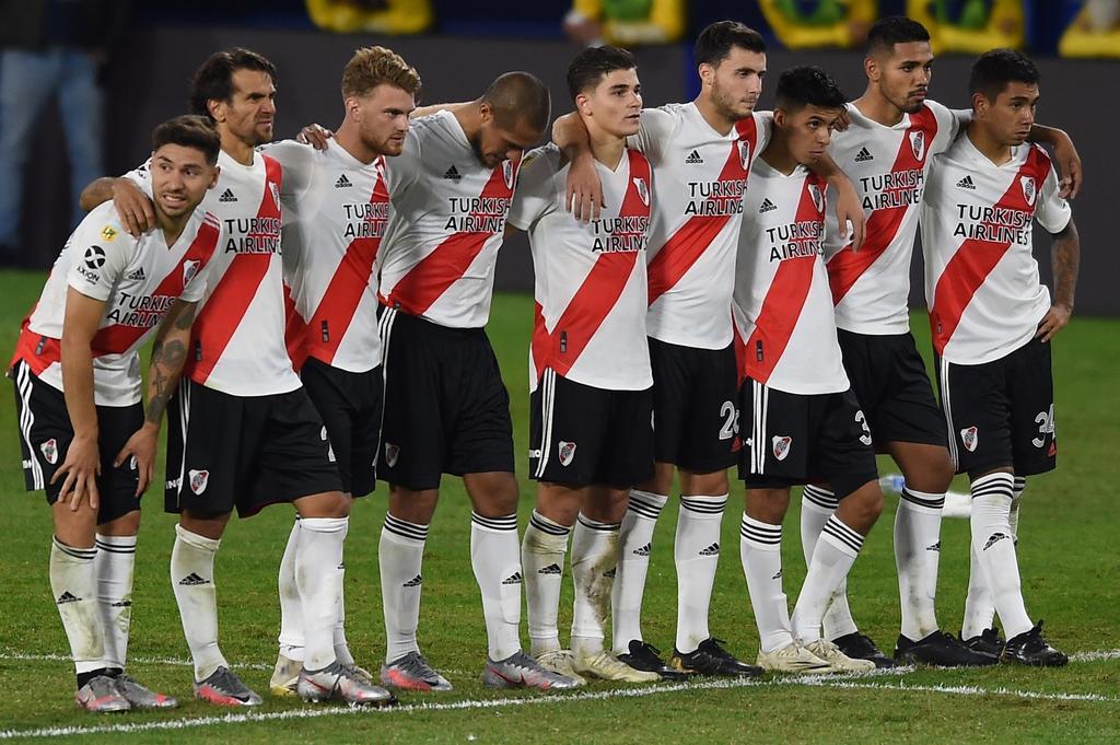 River Plate reporta 25 casos positivos de COVID en su plantilla