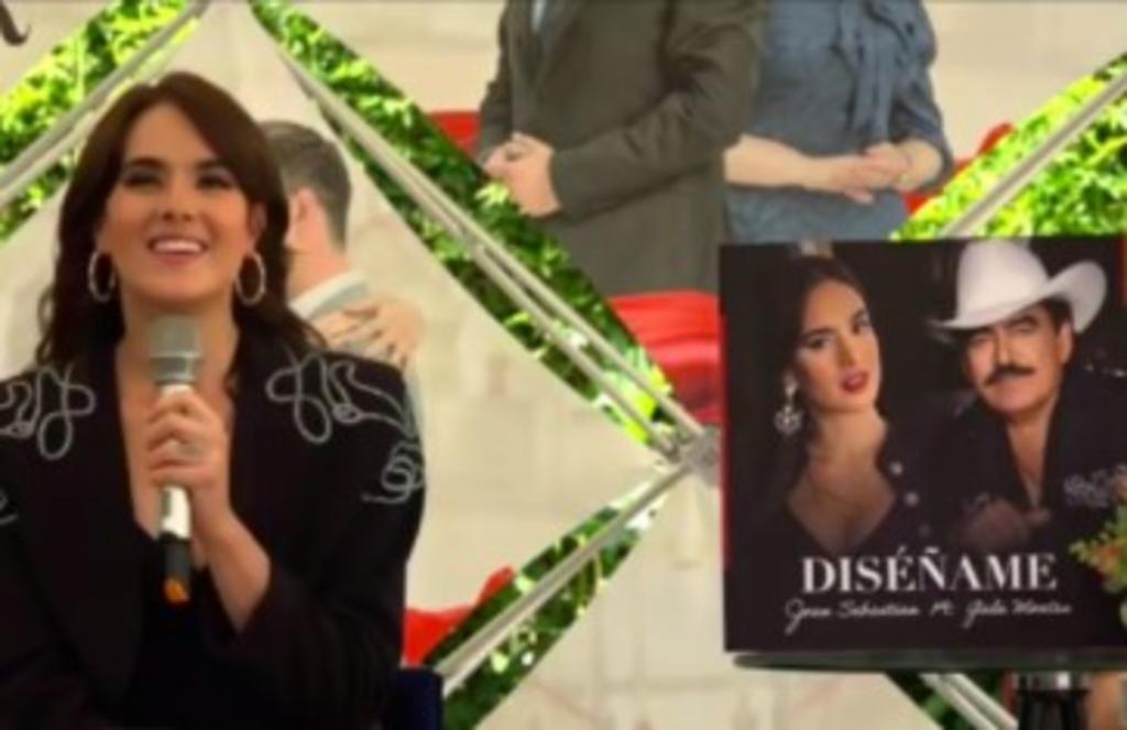 Gala Montes hará dueto con Joan Sebastian para revivirlo en la TV