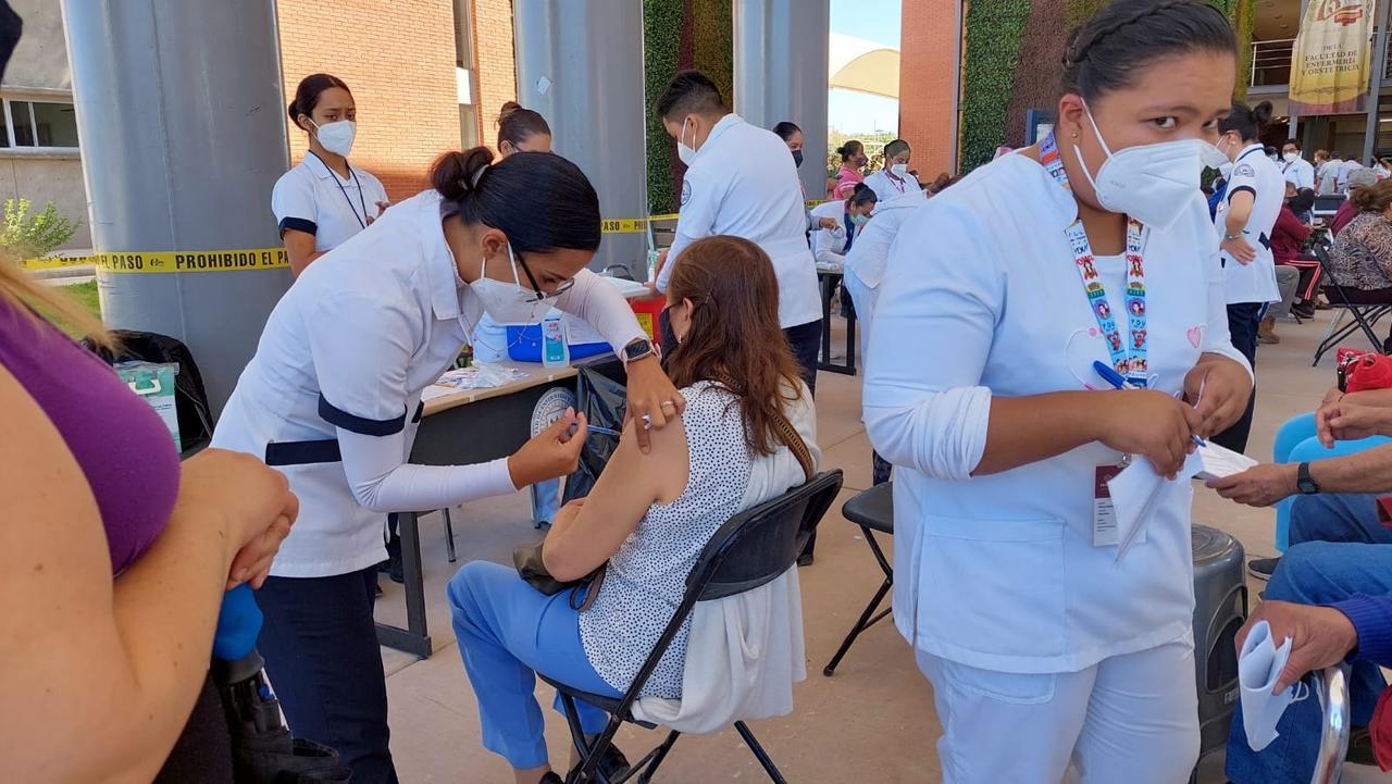 Vacunación a mayores de 60 se alarga hasta el viernes