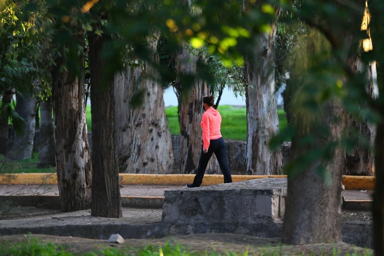 Piden mejorar el alumbrado en áreas del Parque Guadiana