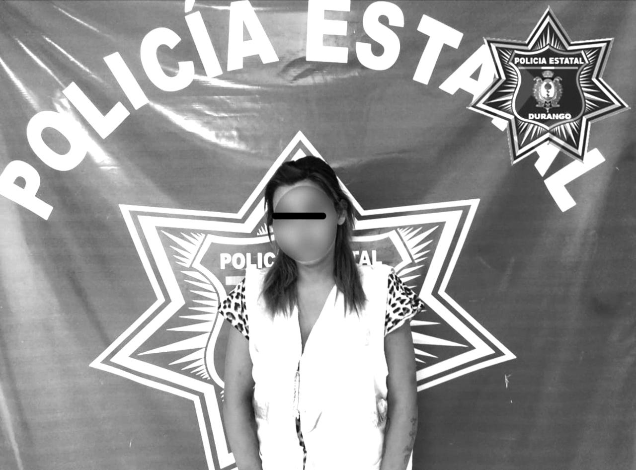 Mujer detenida por el robo de herramienta