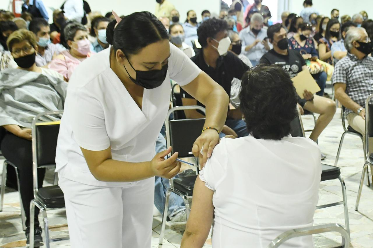 Fase 3 de vacunación en Gómez Palacio iniciaría el lunes