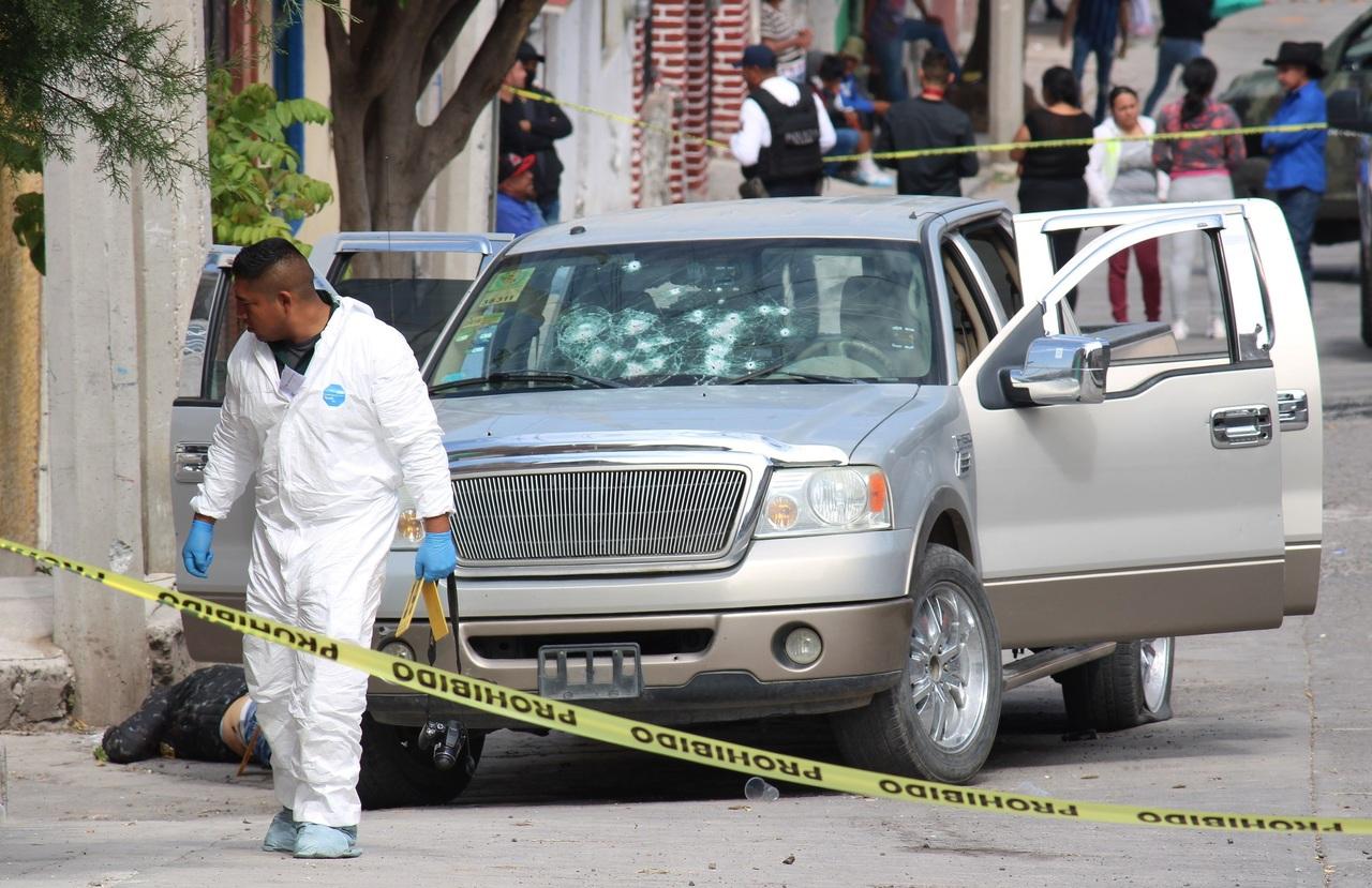 Homicidios caen 4% entre enero y abril