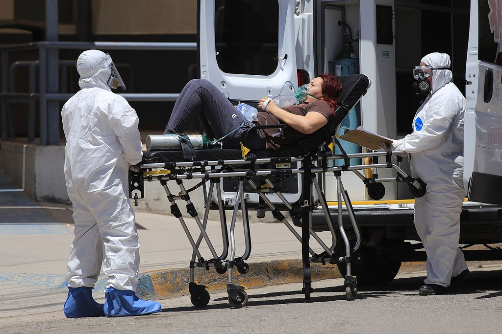Reportan 176 muertes por COVID en 24 horas