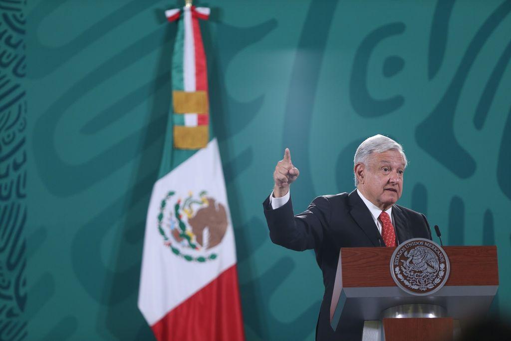 Donará México 30 % de la vacuna 'Patria'