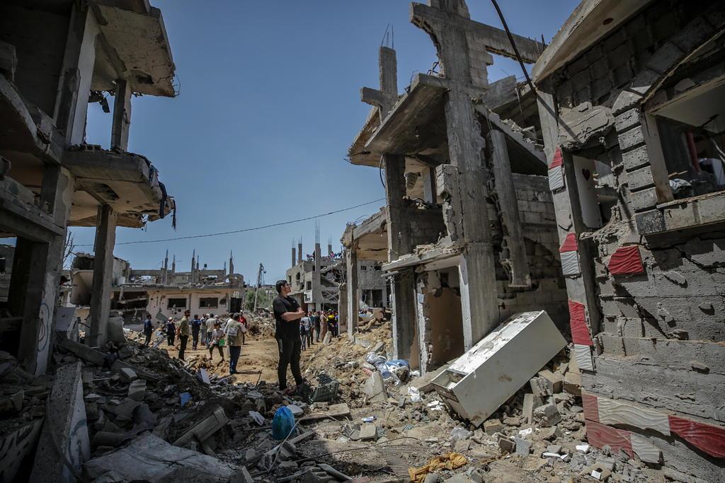 Israel y Gaza transitan el primer día de tregua