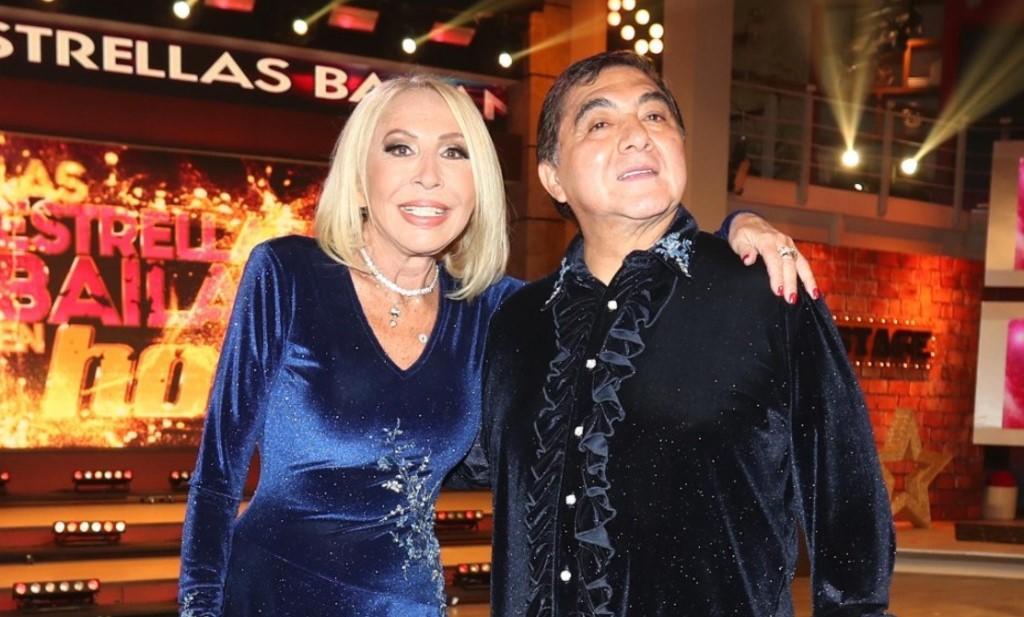 Laura Bozzo y Carlos Bonavides salen de Las estrellas bailan