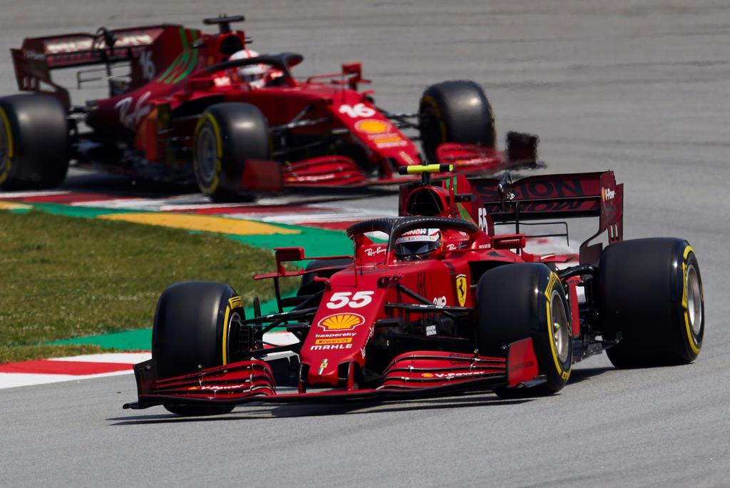 Leclerc saldrá primero en Mónaco; Sergio Pérez en la quinta