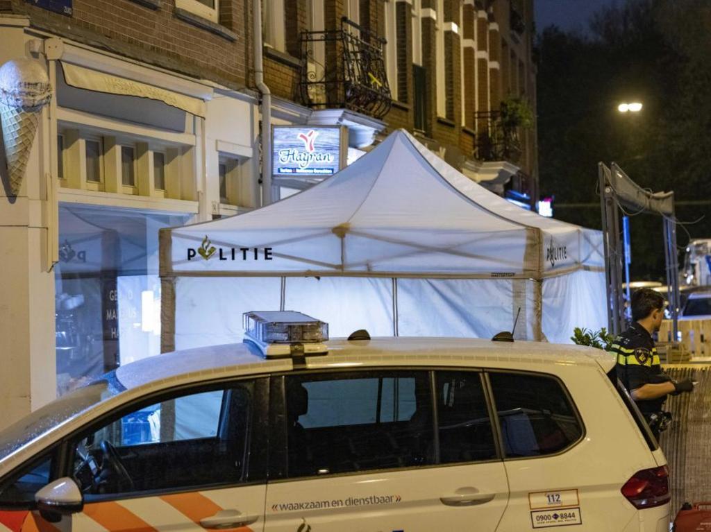 Cuatro heridos y un muerto en un apuñalamiento sin motivo claro en Ámsterdam