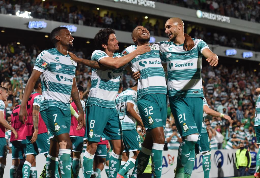 Las piezas claves de Santos y Puebla para la semifinal de vuelta del Guard1anes 2021