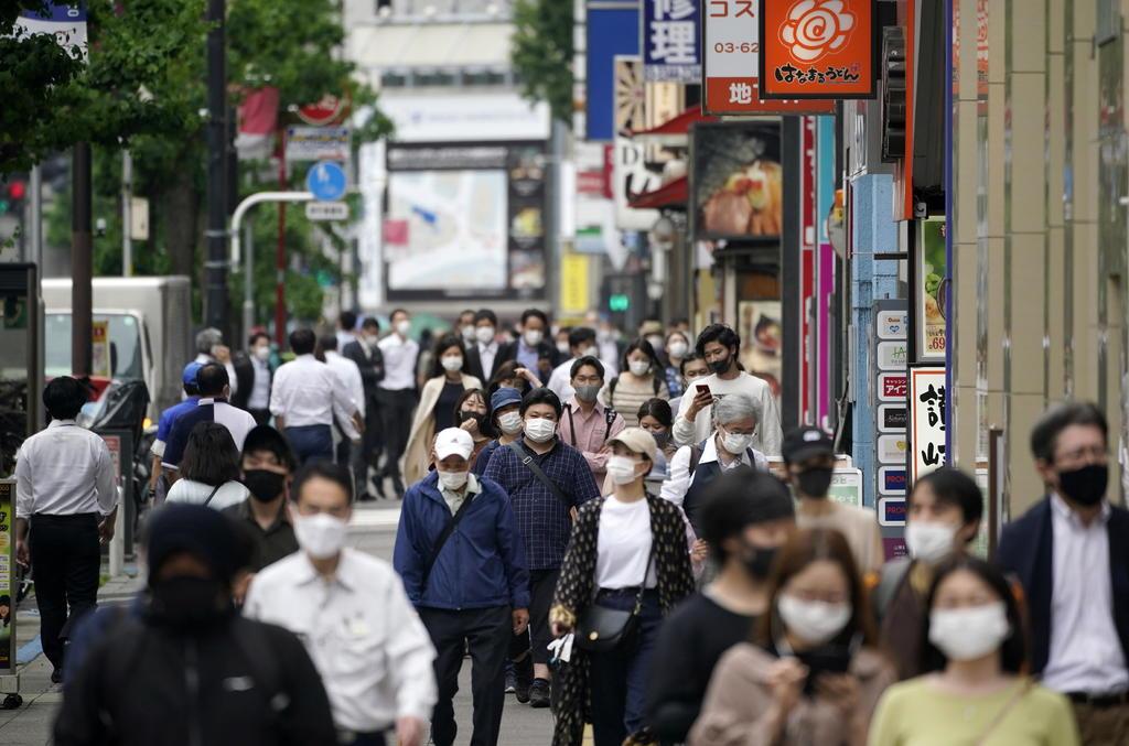 Japón amplía estado de emergencia por pandemia