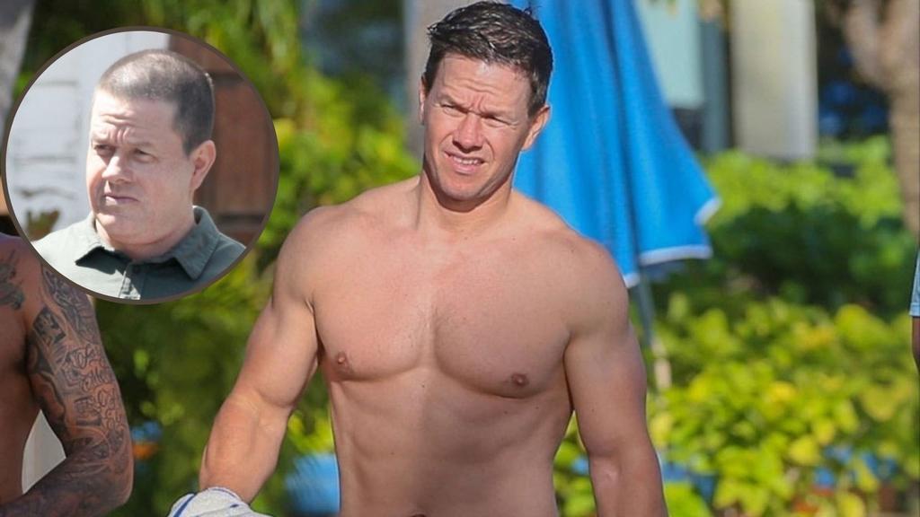Mark Wahlberg sorprende con drástico aumento de peso