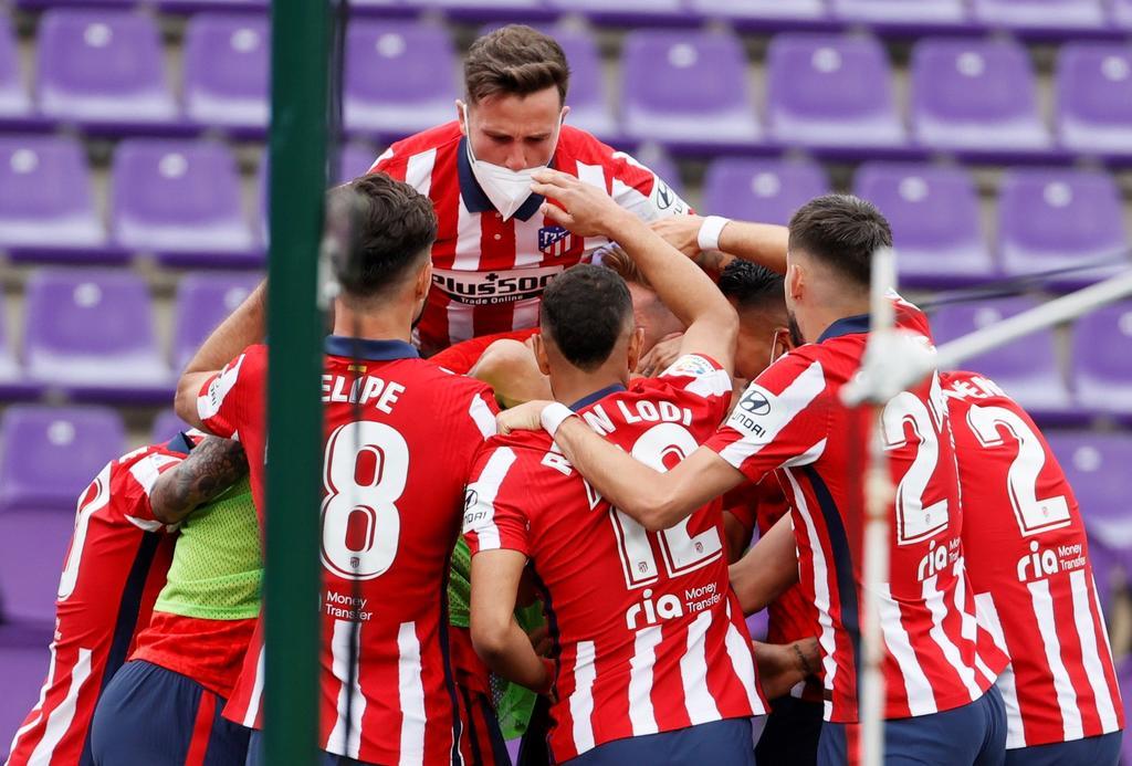 Atlético de Madrid es el Campeón de LaLiga 2020/21