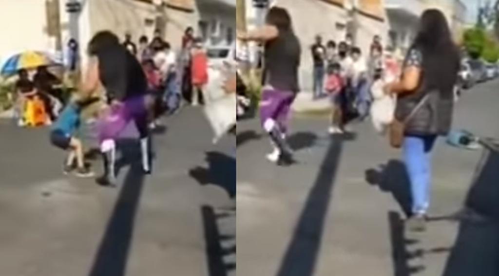 Detienen y golpean a luchador que agredió a un niño en la CDMX