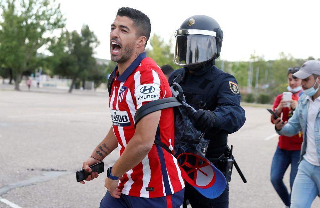 Me menospreciaron, y el Atlético me abrió las puertas: Luis Suárez