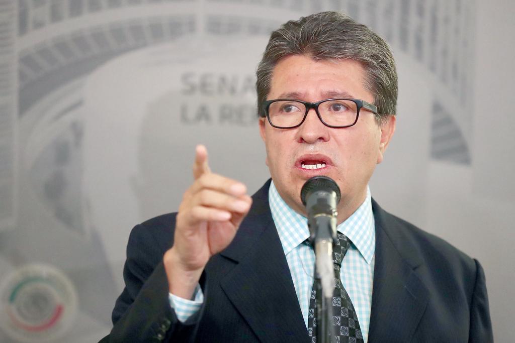 Oposición busca ganar elecciones para controlar presupuesto: Monreal