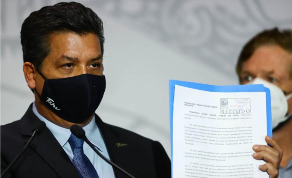 Asegura líder nacional del PAN que desafuero a Cabeza de Vaca está viciado de origen