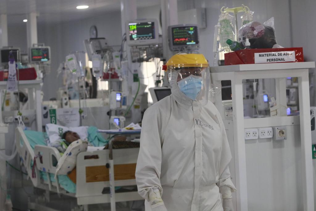 Luto en Latinoamérica, la región con más muertes diarias por COVID-19