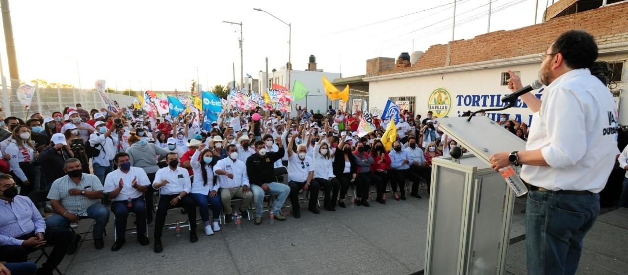 Pide Ricardo Pacheco cerrar el paso al populismo
