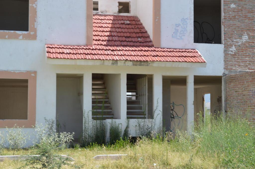 Concentran 5 estados en México viviendas abandonadas