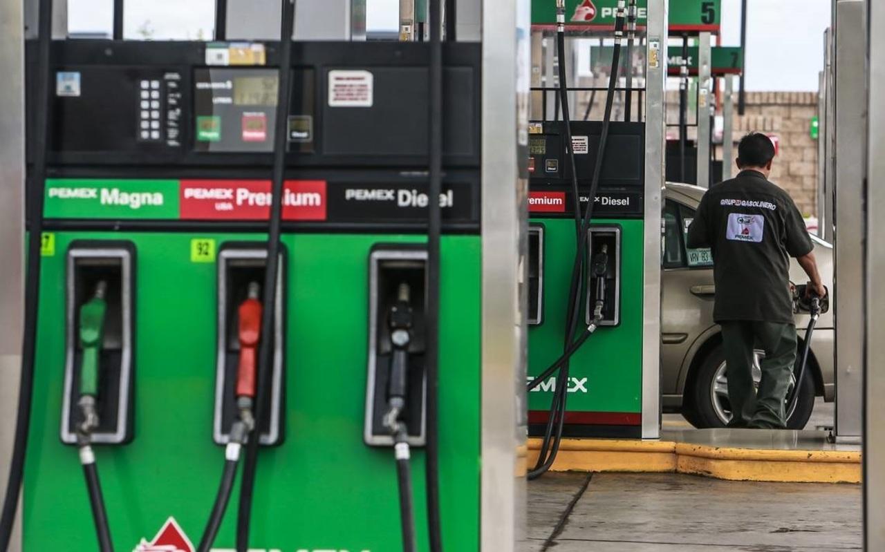 Ubican en Durango gasolinera con diésel de los más caros