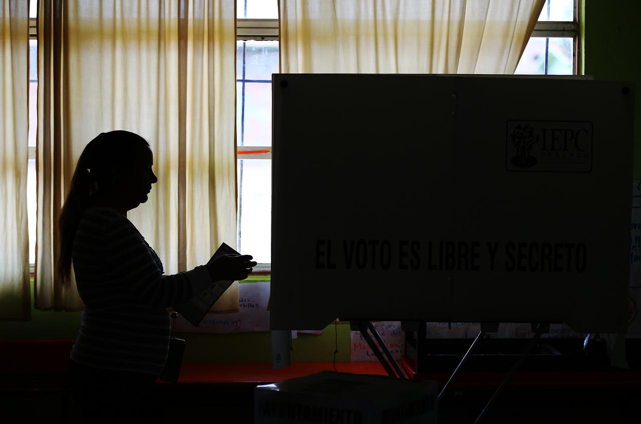Emiten medidas para poder votar