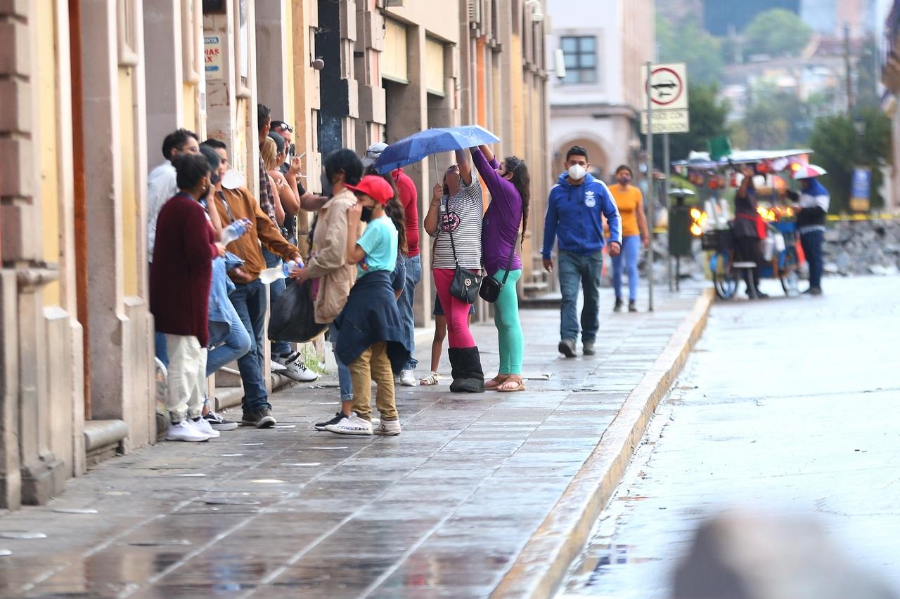 Comienza junio con lluvias para Durango