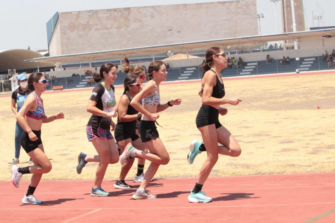 17 triatletas irán al Nacional Conade
