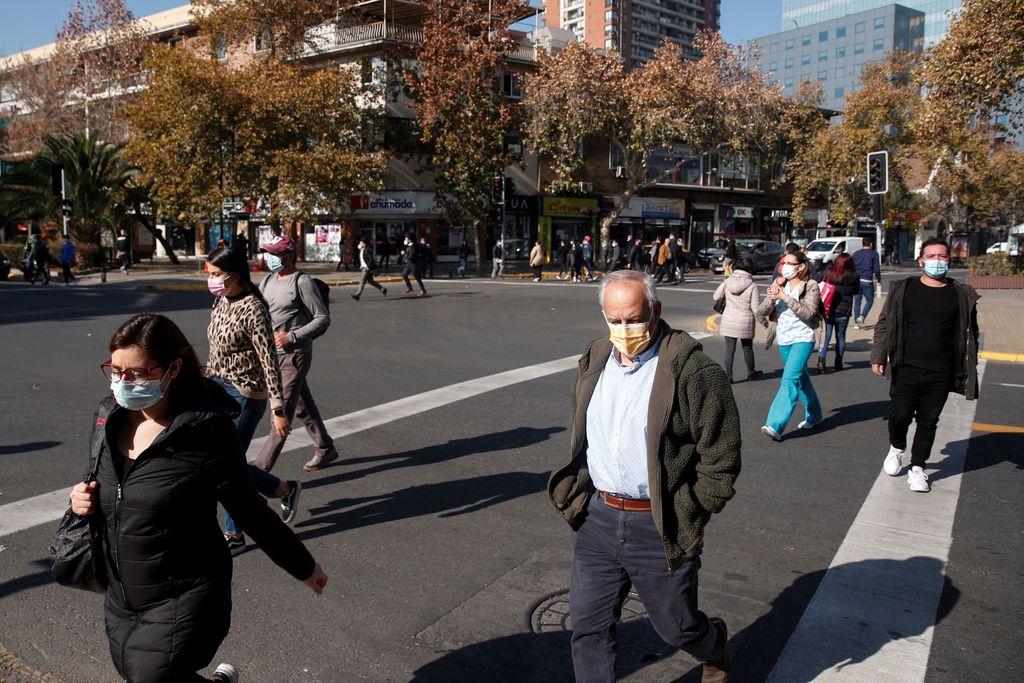 Chile, cerca del colapso sanitario
