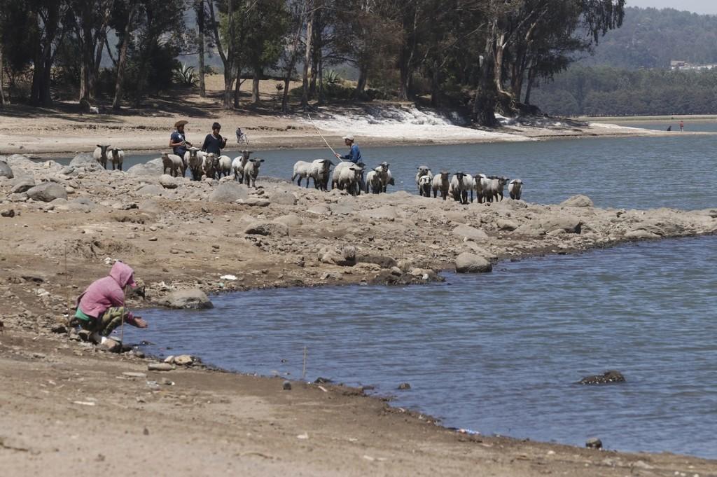Alistan pozos para abasto de agua en Ecatepec