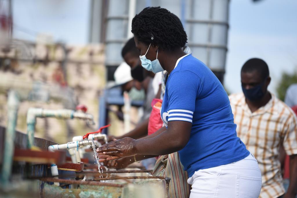 Preocupa a OPS pandemia en Haití