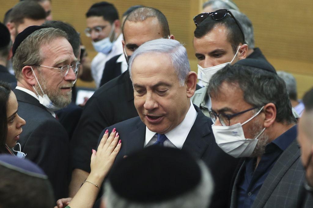 Anuncian Gobierno sin Netanyahu