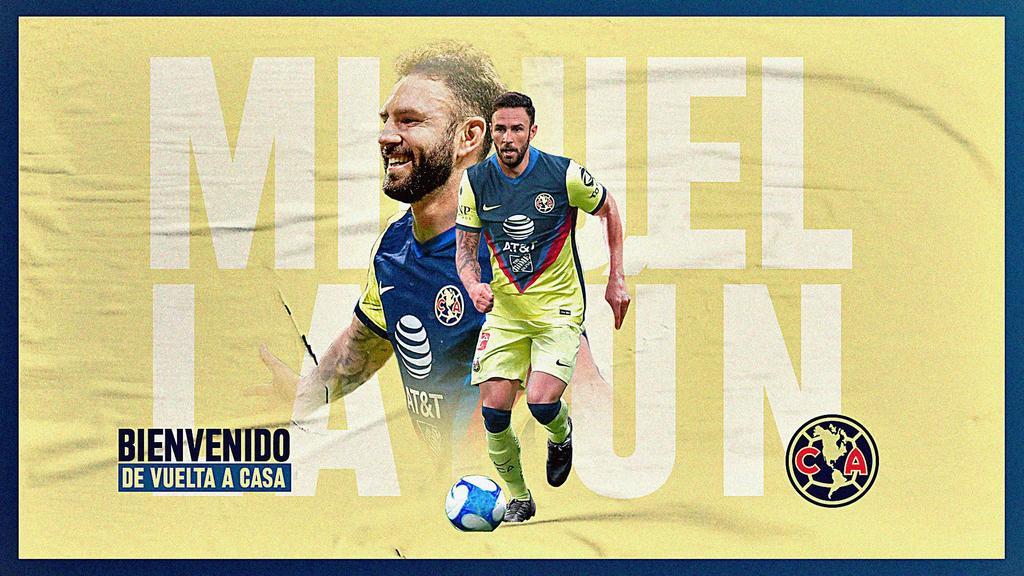 Miguel Layún regresa al América para el Apertura 2021