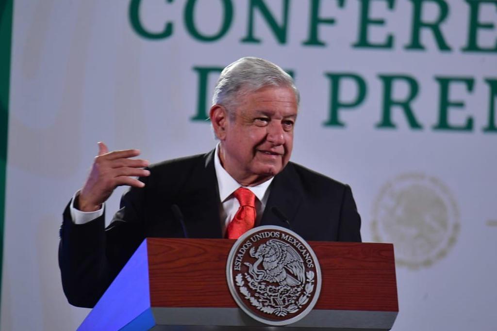 Rechaza AMLO realizar propaganda en sus conferencias 'mañaneras'