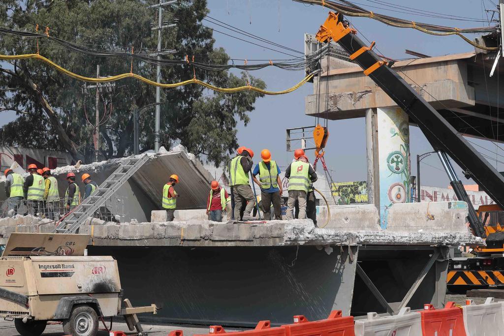 Promete AMLO que no se dará 'carpetazo' tras accidente en Línea 12 del Metro